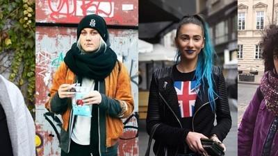 Vrouwen uit heel Europa vertellen hoe ze omgaan met intimidatie op straat