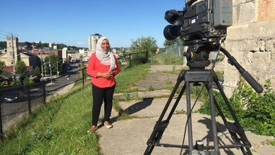 What It's Like Being Canada's First Hijab-Wearing News Anchor