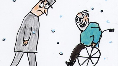 Szczęśliwego Międzynarodowego Dnia Osób Niepełnosprawnych!