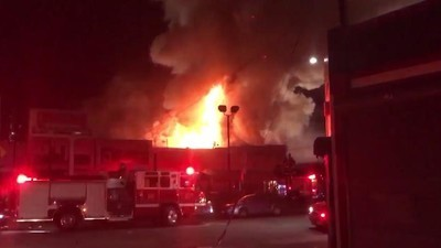Death Toll in Massive Oakland Warehouse Fire Rises to at Least 33