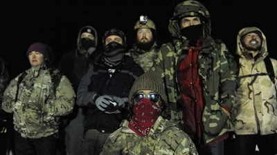 US Veterans Are Voluntarily Becoming Human Shields for Standing Rock Protestors