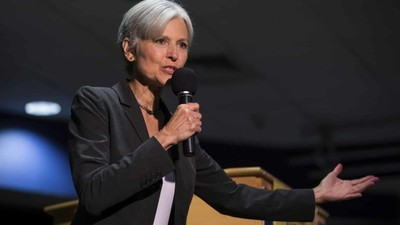 Jill Stein Turns to Federal Court to Force Pennsylvania Recount to Proceed