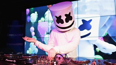 A Brief History of Masked DJs