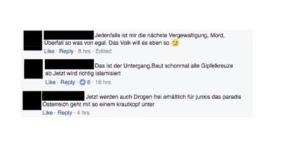 Die Reaktionen auf das Wahlergebnis in Österreich nach Dummheit sortiert