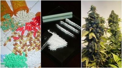 Participe do levantamento global de drogas 2017