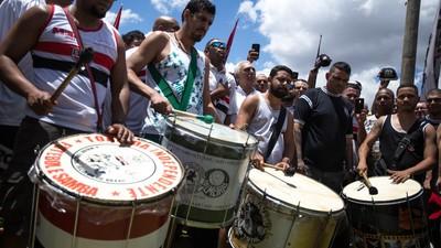 Líderes das organizadas de SP contam como a tragédia com a Chapecoense fez com que firmassem acordo de paz