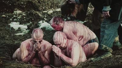 Fotografii cu ritualul ciudat al unui șaman din Kazahstan