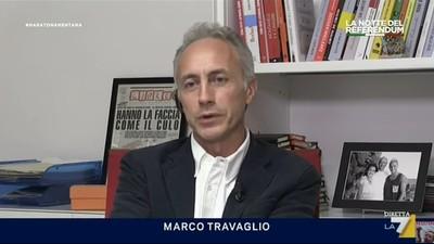 Il mio problema è Marco Travaglio
