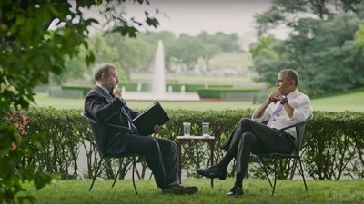 Don't Miss the VICE Post-Election Interview with President Obama This Friday on HBO