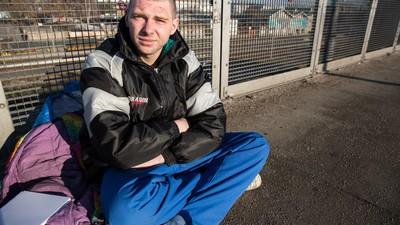 Wir haben Obdachlose gefragt, wie wir ihnen wirklich helfen können