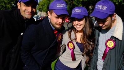 We Asked Young UKIP Members How to Keep Their Party Relevant