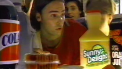 Did Sunny Delight Really Turn People Orange?