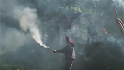 Jour d'enterrement chez les peuplades d'Indonésie - Partie 2