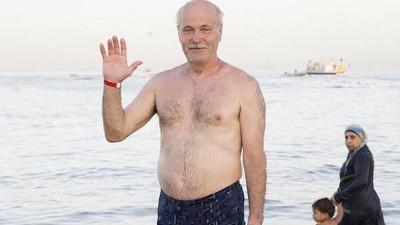 So sehen die Touristen aus, die trotz Warnung weiterhin nach Ägypten reisen