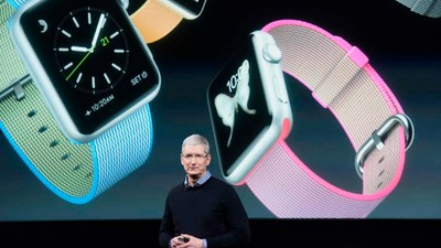 The Apple Watch Isn't A Failure, If You Ask Tim Cook.