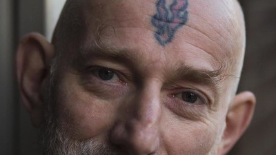 Ten Questions You Always Wanted to Ask a Person with a Face Tattoo