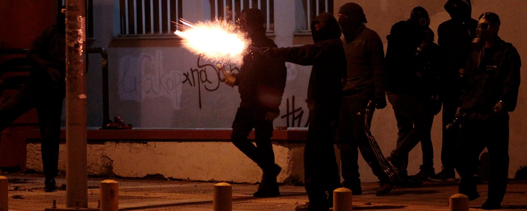 Όσα Έγιναν στην Επέτειο της Δολοφονίας του Αλέξη Γρηγορόπουλου σε Αθήνα και Θεσσαλονίκη