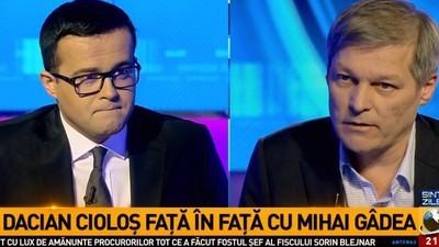 Cele mai penibile momente din emisiunea în care Dacian Cioloș a coborât în mocirla de la Antena 3