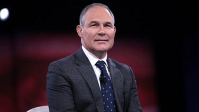 Trump Picked a Guy Who Loves Fossil Fuels to Run the EPA