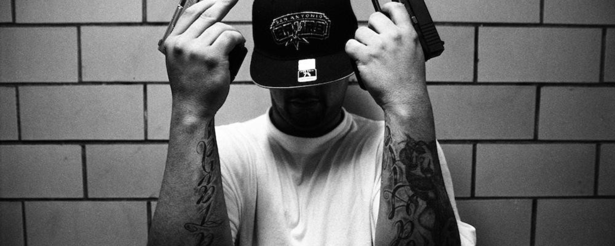 Η Ζωή των Gangsta του Μπρούκλιν σε Εικόνες από τη Δεκαετία του 2000
