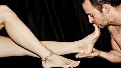 Me convertí en un icono de los pies porque a mi marido le ponían cachondo