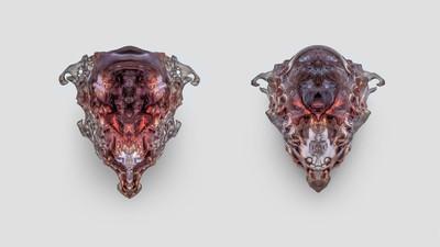 La impresora 3D del MIT crea máscaras de la muerte