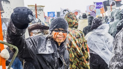 It Won't Be Easy for Trump to Reverse the Victory at Standing Rock