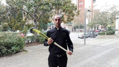 Litus Ballbé, el sacerdote olímpico