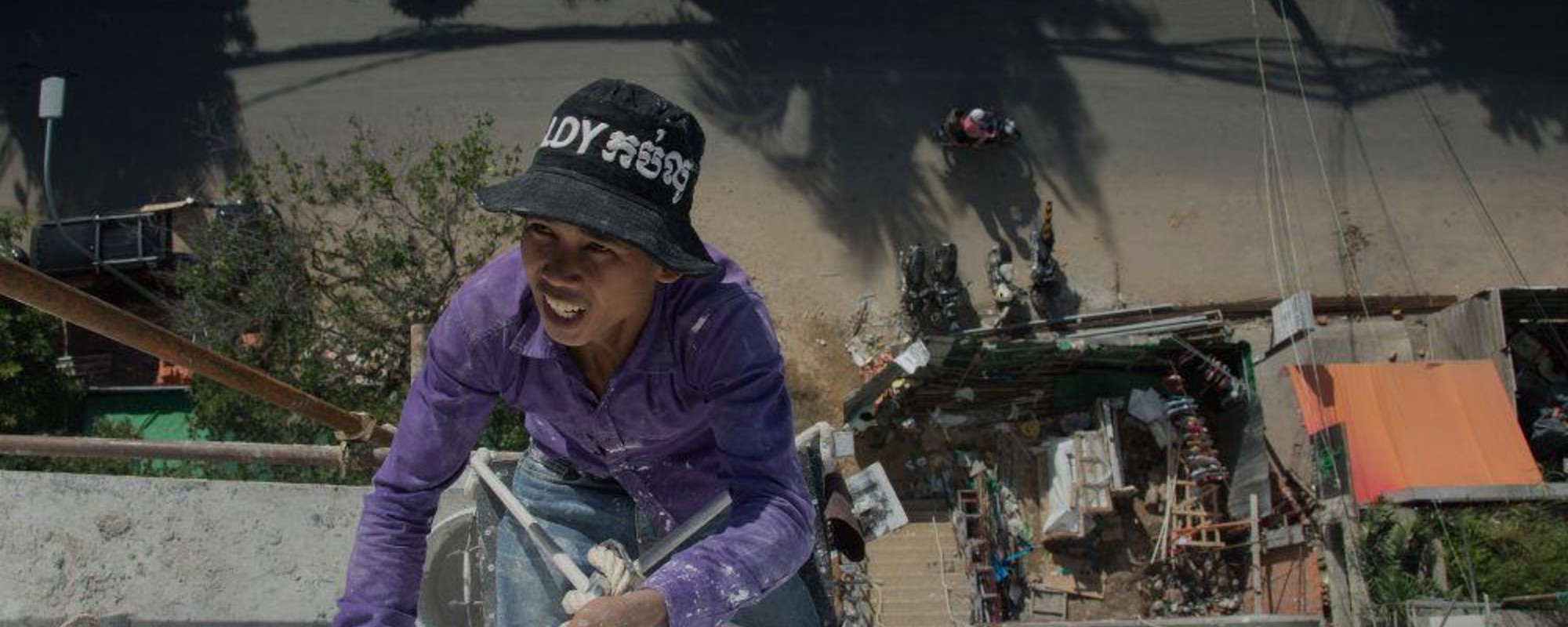 The Perilous Lives of Cambodia's High Rise Construction Workers