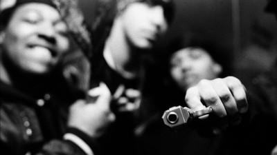 Brutale billeder af bandelivet i Brooklyn