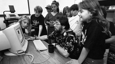 Steve Wozniak Was My Computer Teacher in 1995