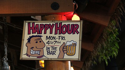 Getting Drunk at America's Finest Chain Restaurants