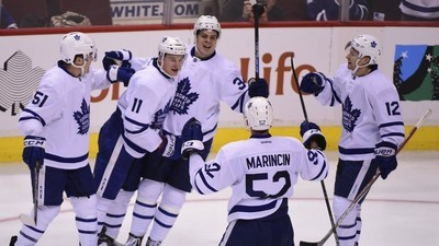 The Toronto Maple Leafs Will Make the Playoffs … Maybe