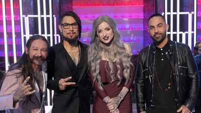 This Season of 'Ink Master' Was Finally All About the Women