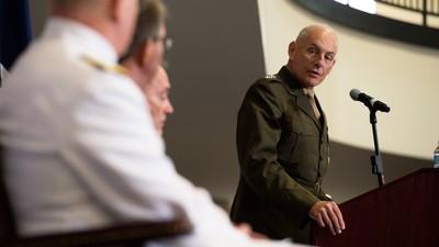 Retired General John Kelly Is Trump's Pick for Secretary of Homeland Security