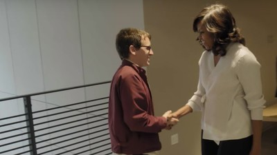 Thomas Morton Meets First Lady Michelle Obama on a Very Special 'BALLS DEEP'