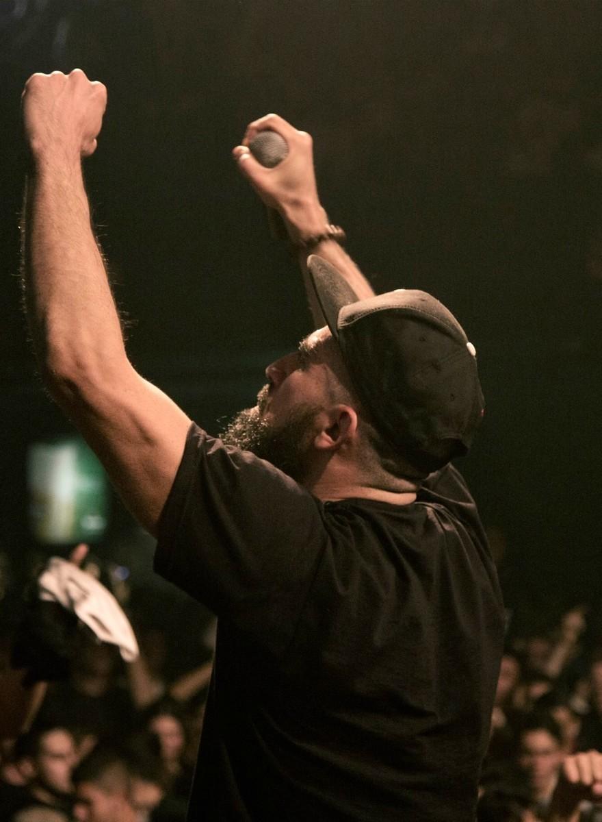 Φωτογραφίες από τo Tρομερό Live του 12ου Πίθηκου στην Αθήνα