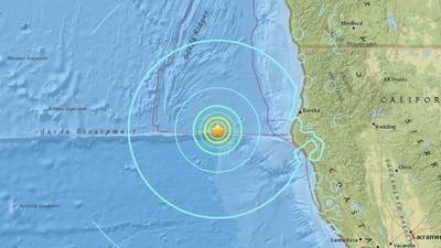 A 6.5-Magnitude Earthquake Hit Off the California Coast