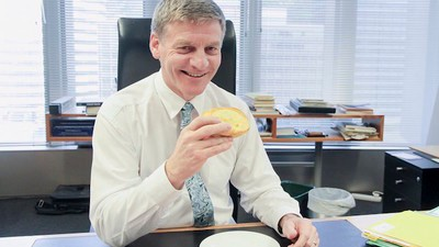 Bill English Gets to Be New Zealand's Prime Minister on Monday