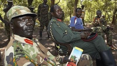 Byłem ochroniarzem Josepha Kony'ego