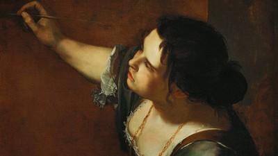 De zeventiende-eeuwse schilder die wraakfantasieën schilderde na haar verkrachting