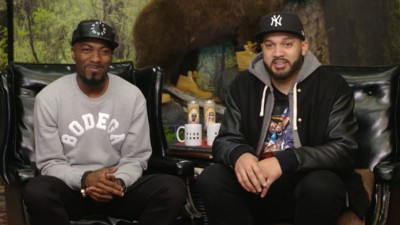 Desus and Mero Discuss Trump's Twitter Addiction