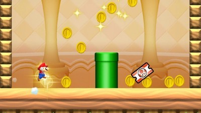 We Played Nintendo's First Real Mobile Game, 'Super Mario Run'