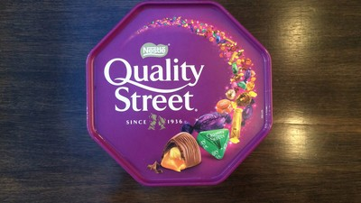 An Investigation: Which Is the Best Quality Street in the Quality Street Tub?