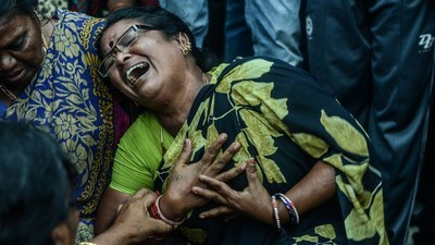 Why the Death of an Indian Politician Is Sparking Fears of Mass Suicide