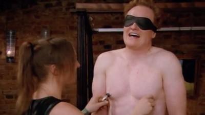 Das sind die besten Momente aus Conan O'Briens Berlin-Besuch