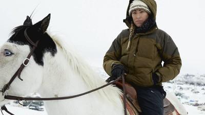 Wonderschone foto's van de onvermoeide vrouwen van Standing Rock