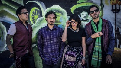 Meet the Desi Artists Fighting Back Against Trump with Punk Rock and 'Post-Colonial Pop'
