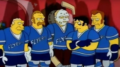 The Definitive Guide to The Simpsons' Greatest Hockey Moments