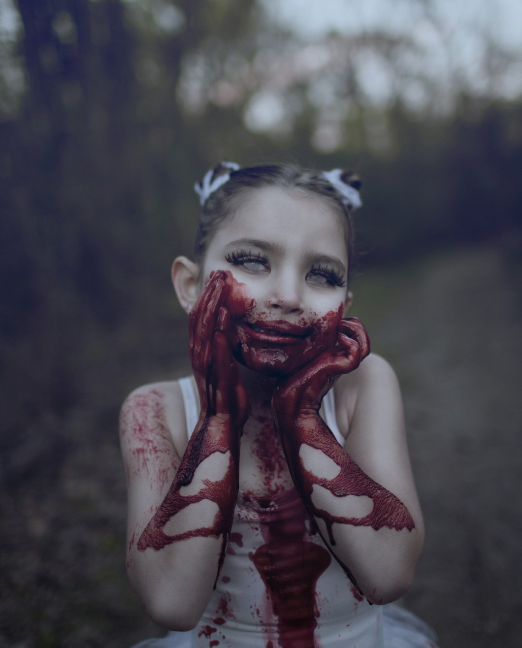 These Photographs of Zombie Children Will Terrify You ...